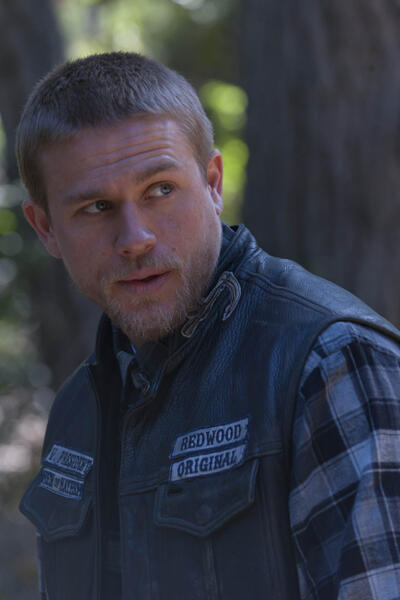 Charlie Hunnam in Sons of Anarchy
