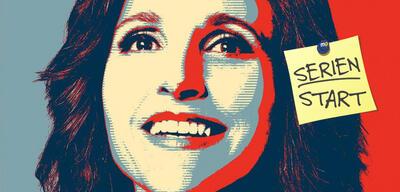 Auch in der fünften Staffel von Veep lässt sichSelina Meyer nicht unterkriegen.