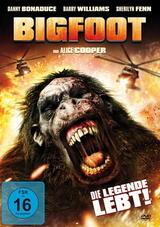 Bigfoot - Die Legende lebt! - Poster
