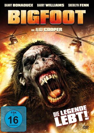 Bigfoot Die Legende Lebt