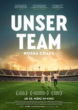 Unser Team - Nossa Chape - Poster