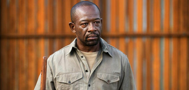 The Walking Dead: Lennie James als Morgan Jones
