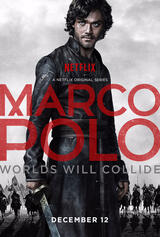 Marco Polo - Staffel 1 - Poster