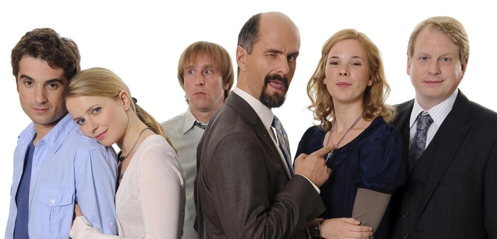 Der Cast von Stromberg