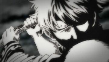"""Manchmal geht es in """"Gintama"""" alles andere als lustig zu."""