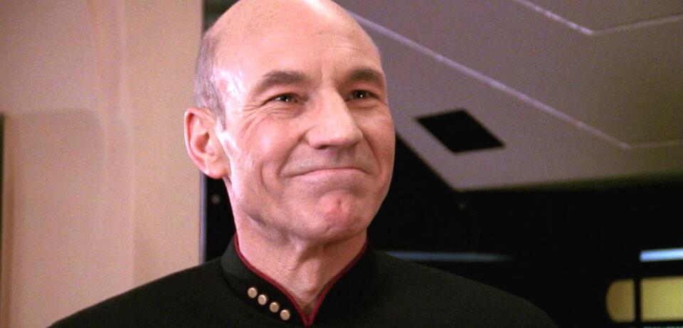 6fdb65205dd59 Patrick Stewart als Jean-Luc Picard