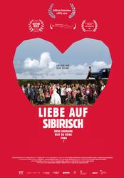 Liebe auf Sibirisch Poster