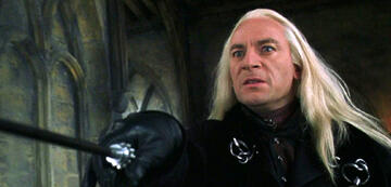 Harry Potter 2: Lucius Malfoys Todesfluch