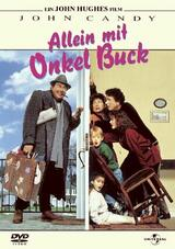 Allein mit Onkel Buck - Poster