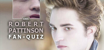 Bild zu:  Das Robert Pattinson Fan-Quiz