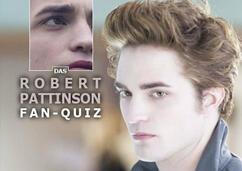 Bild zu:  Das Robert Pattinson Fan-Quiz