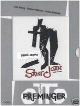 Die heilige Johanna - Poster
