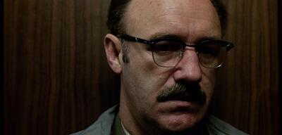 Gene Hackman inDer Dialog