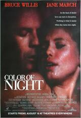 Color of Night - Poster