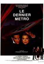 Die letzte Metro Poster