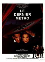 Die letzte Metro - Poster