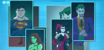 Die guten und bösen VIPs des Batman-Universums in einem Film.