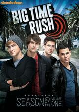 Big Time Rush - Poster