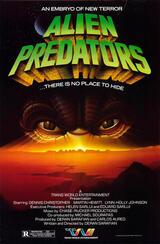 Alien Predators - Poster
