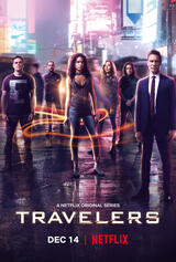 Travelers - Poster