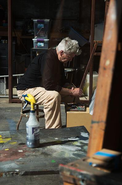 David Lynch - The Art Life mit David Lynch