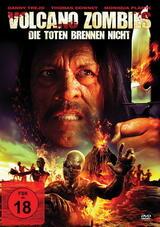 Volcano Zombies - Die Toten brennen nicht - Poster