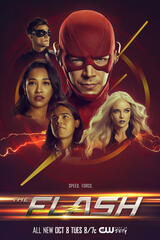 The Flash - Staffel 6 - Poster