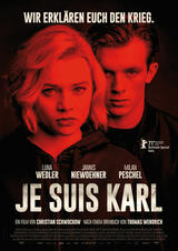 Je suis Karl - Poster