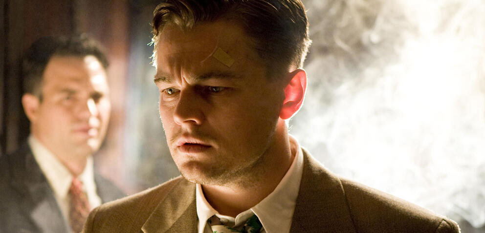 Shutter Island:Leonardo DiCaprio
