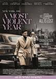 A most violent year poster 01