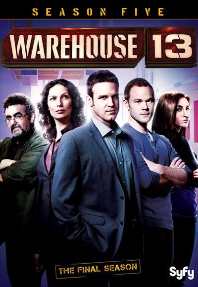 Warehouse 13 - Staffel 5