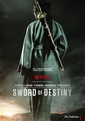 Crouching Tiger, Hidden Dragon 2: Sword of Destiny