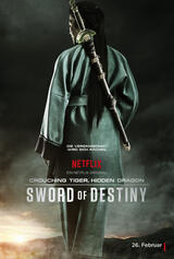 Crouching Tiger, Hidden Dragon 2: Sword of Destiny - Poster
