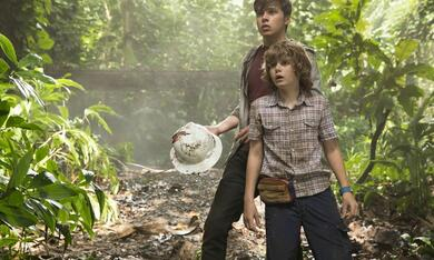 Jurassic World mit Nick Robinson und Ty Simpkins - Bild 3