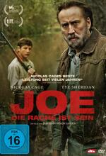Joe - Die Rache ist sein Poster