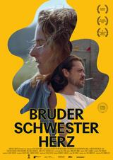 Bruder Schwester Herz - Poster