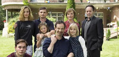 Weissensee: In der Familie Kupfer gibt es auch in der 4. Staffel einige Konflikte