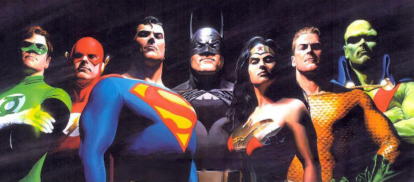 Die Justice League of America