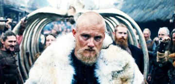 Lang lebe Vikings, Björn und die StreamParty
