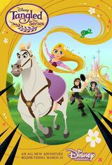 Rapunzel - Die Serie - Poster