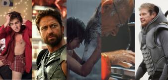 The Stalking Dead - Mein Kopfloser Ex, Gods of Egypt, The Jungle Book, Hello I Am David, Sharknado 4