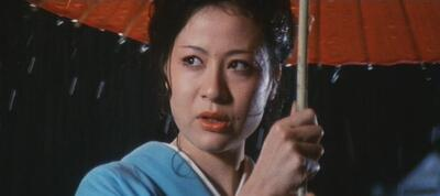 "Reiko Ike in ""Female Yakuza Tale: Inquisition and Torture"" (1973)"