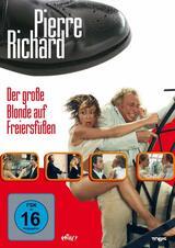 Der große Blonde auf Freiersfüßen - Poster