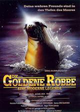 Die goldene Robbe - Poster