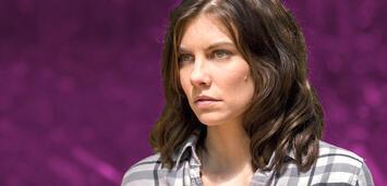 Bild zu:  Lauren Cohan in The Walking Dead