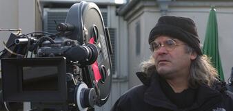 Paul Greengrass auf dem Set zu Die Bourne Verschwörung