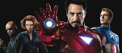 Die Avengers auf Rekordjagd