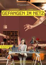 Gefangen im Netz - Poster