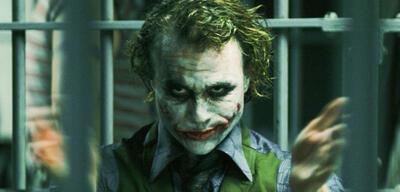 Heath Ledger inThe Dark Knight