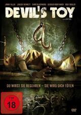 Devil's Toy - Du wirst sie begehren - sie wird dich töten - Poster